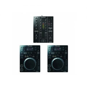 Pioneer dj set 350 2x cdj 350 1x djm 350