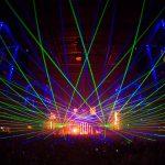 Laser Show op aanvraag